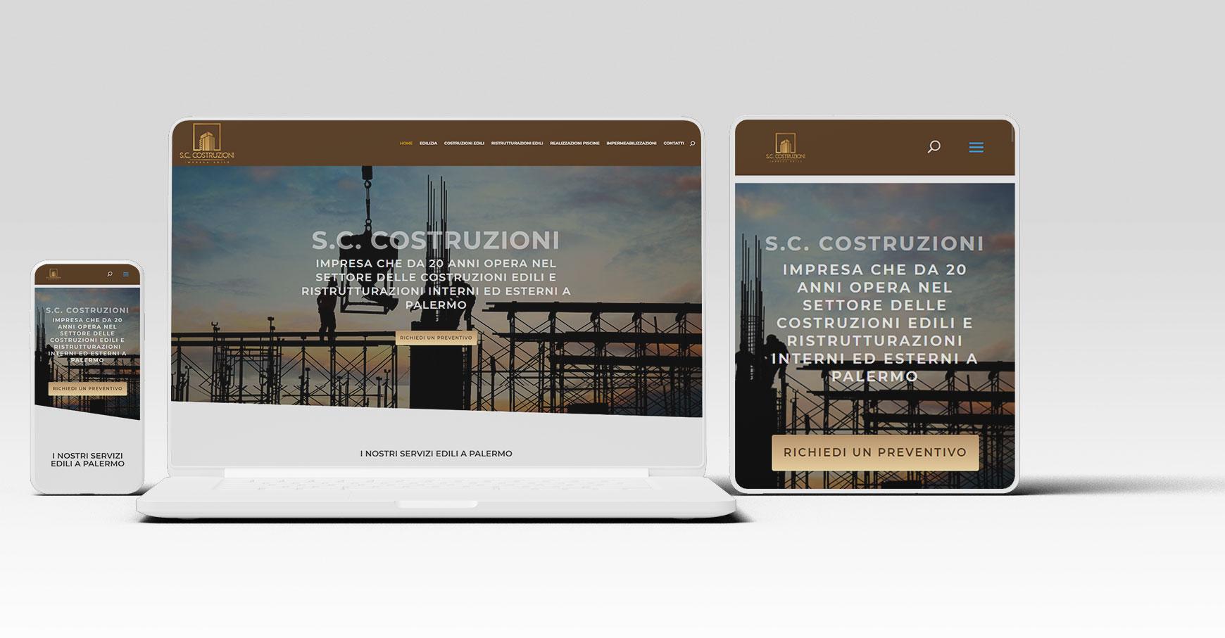 realizzazione siti web palermo